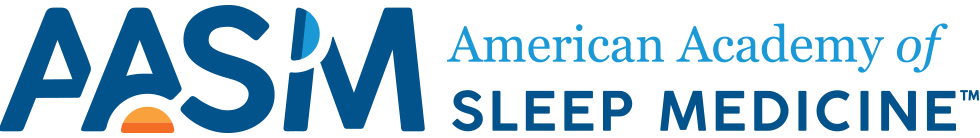 American Academy of Sleep Medicine – Association for Sleep Clinicians and Researchers Retina Logo