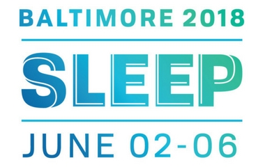 Respond to the call for SLEEP 2018 submissions