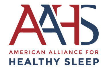 New American Alliance for Healthy Sleep now recruiting members