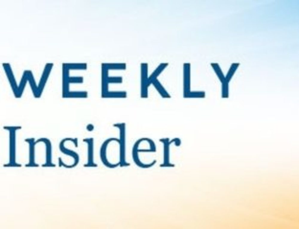 Sleep Medicine Weekly Insider – November 17, 2018
