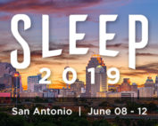 SLEEP 2019 annual meeting of the APSS