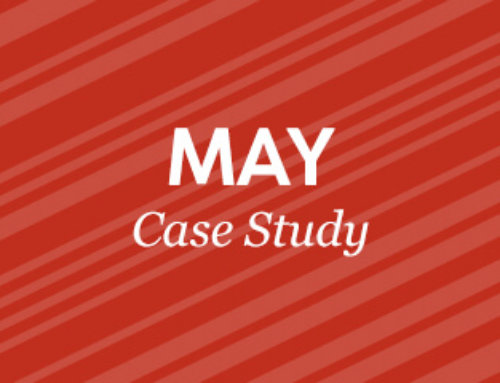 Case Study of the Month – May 19