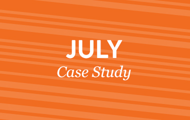 Case Study of the Month July