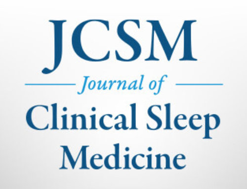 Journal of Clinical Sleep Medicine impact factor reaches new high
