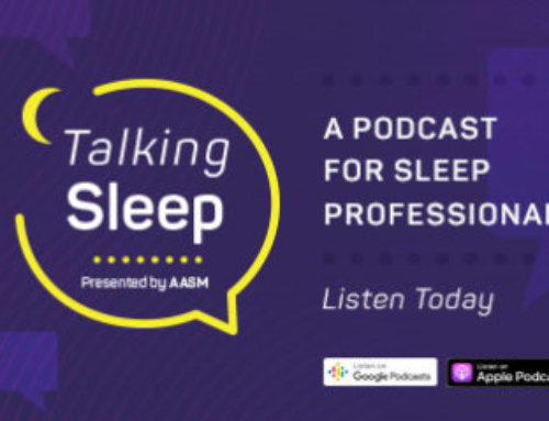 Talking Sleep episode 1 now available